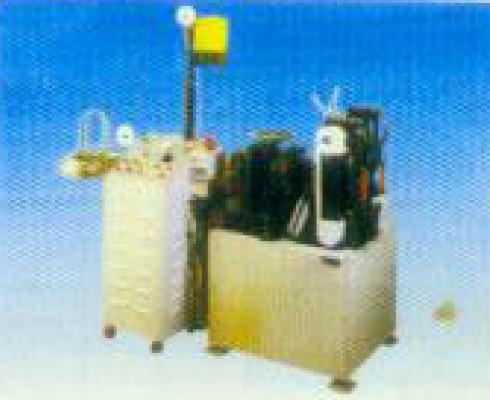 全自动铅丝焊接及冲压机